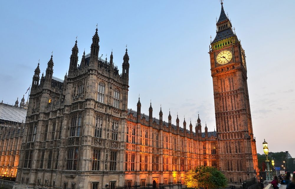 Houses of Parliament, Big Ben, London, England, uk